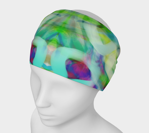 Sweet Limetta Headband by Deloresart