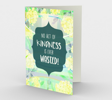 1275. No Act Of Kindness  Card by DeloresArt
