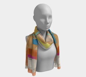 Roadside Attraction Scarf by Deloresart