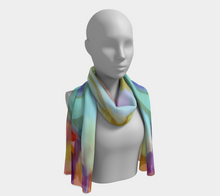 At The Water's Edge Scarf by Deloresart