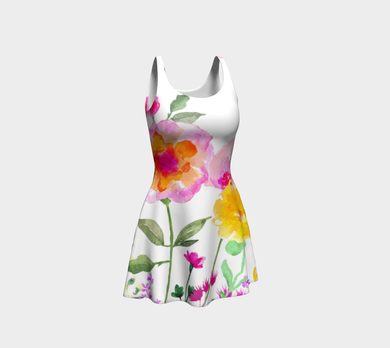 St.Mike's Garden Dress by Deloresart
