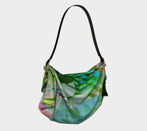 Abounding Alder Origami Tote by Deloresart