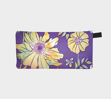 Francella Floret Pencil Case by Deloresart