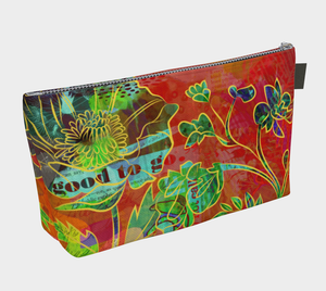 Pepperbox Poppy Makeup Bag