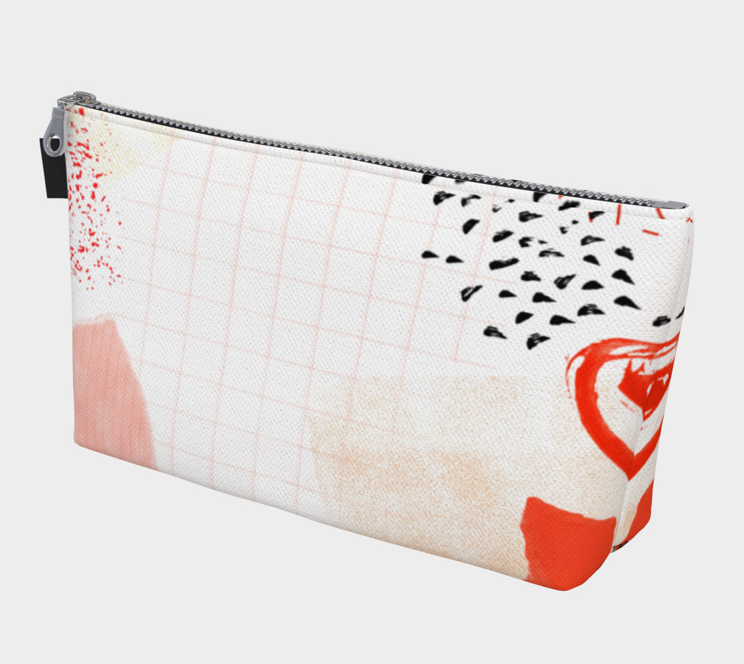 All You Need Is Love  Makeup Bag