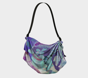 Boreal Forest Origami Tote by Deloresart