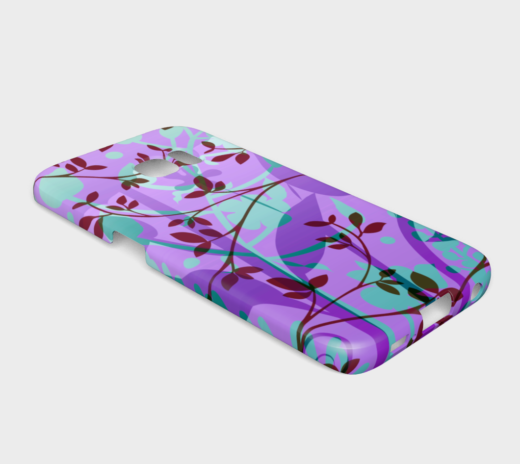 282A Fanciful Forest Device Case