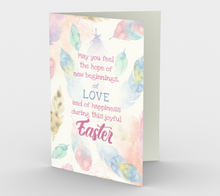 1174. New Beginnings Easter  Card by DeloresArt