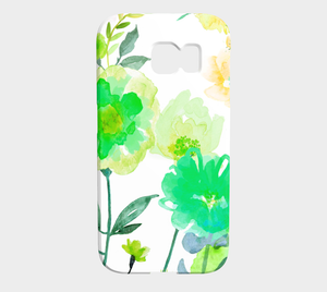 St  Mike's Garden Device Case - deloresartcanada