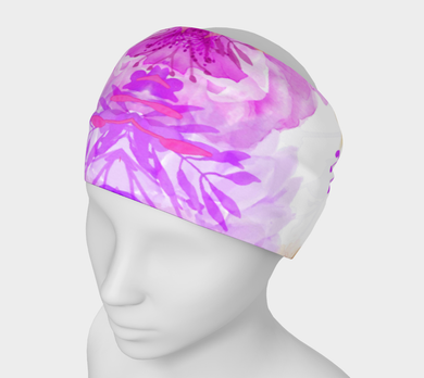 Preple Haze Headband by Deloresart