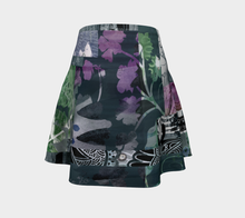 Elm Bud Flare Skirt by Deloresart