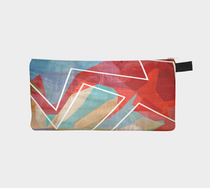 Retro Rapture Pencil Case by Deloresart