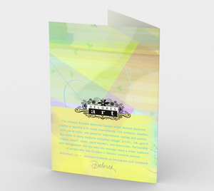 0513.The Glory of God  Card by DeloresArt