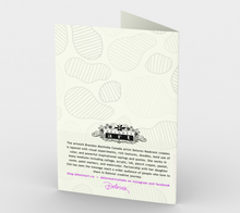 1334 Happy Birthday - Wine and Netflix Card by Deloresart