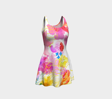 Rosie Outlook Flare Dress by Deloresart