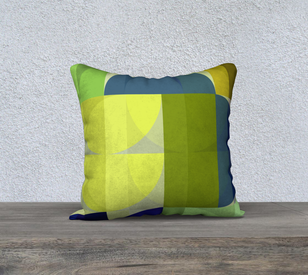 Caring Cup Pillow by Deloresart