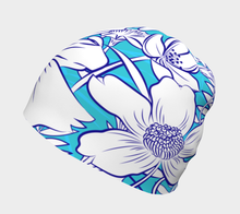 Flower Meadow Beanie by Deloresart