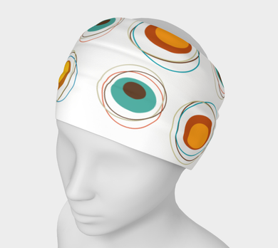 Cirque Saut̩ Headband by Deloresart
