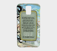 308  Teen Creed Masculine Device Case - deloresartcanada
