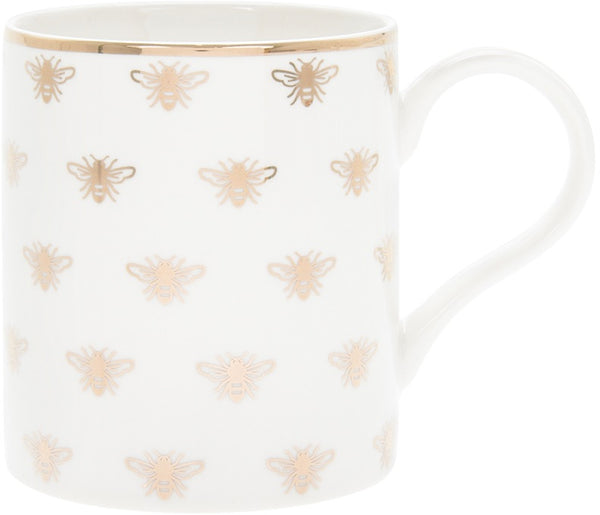 Golden Bee Mug