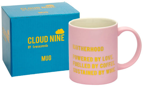 Pink & Gold Motherhood Mug