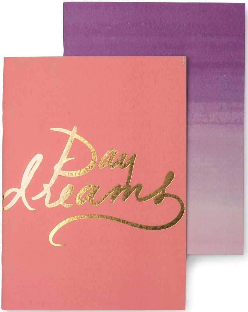 Day Dreams Pocket Notebook Set of 2