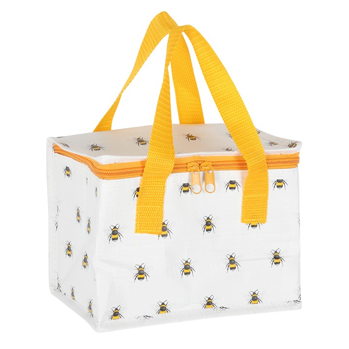 Bee Print Lunch Bag