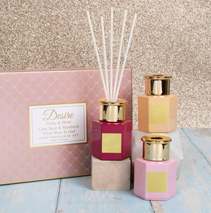 Set of 3 Diffusers - Spring Time