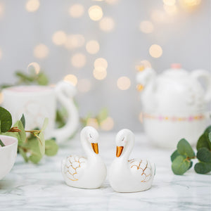 Freya Swan Salt & Pepper Set