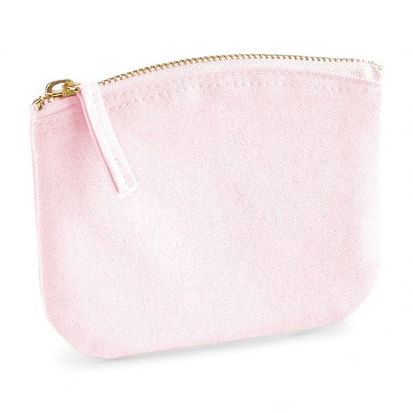 WOW Pink & Gold Coin Purse
