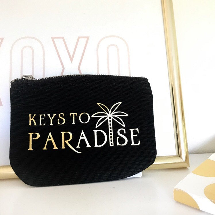 Keys To Paradise Purse Key Holder