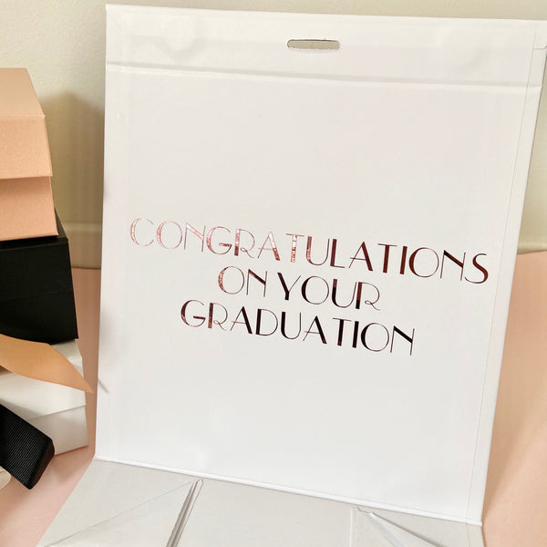 Personalised Graduation Gift Box