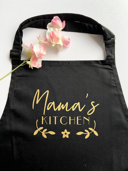 Personalised Kitchen Apron