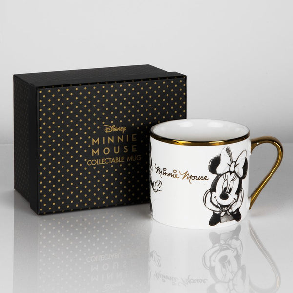 Minnie Mouse Disney Classic Collectable Mug with Gift Box