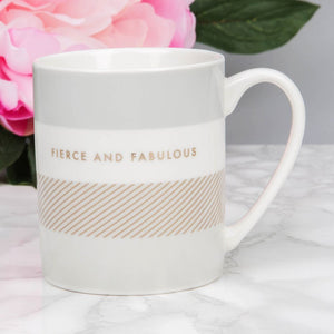 Fierce & Fabulous Mug