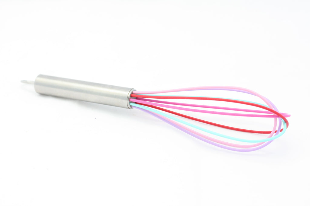 Silicone Rainbow Whisk 9-inch