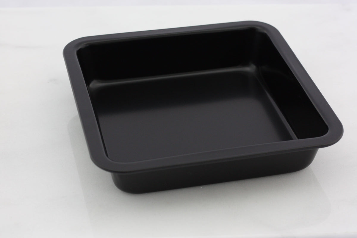 9-Inch Square Loaf Pan Black