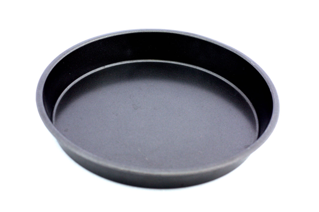 Round 7-Inch Baking Pan Black