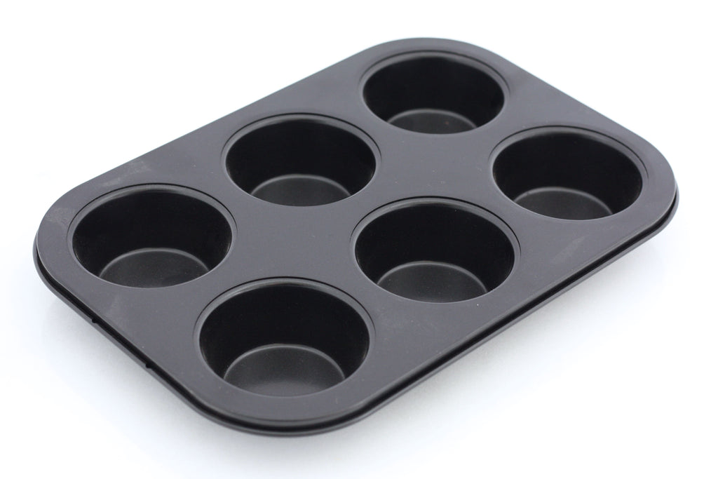 6-Cup Standard Metal Muffin Pan