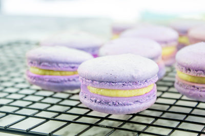 London Fog Macarons