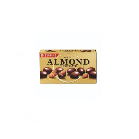 Chocolate com Amêndoa Lotte 86g