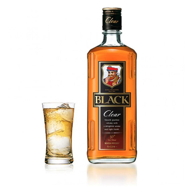Nikka Black Clear 37% 700ml