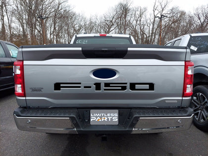 2021 Ford F150 Tailgate Letters ABS Plastic