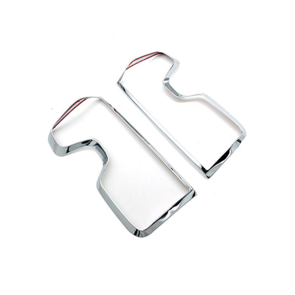 2019-2021 Chevy Silverado Chrome Taillight Trim