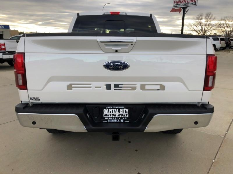 2019-2020 Ford F150 Tailgate Letters ABS Plastic