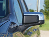 2019-2021 Chevy Silverado Chrome Mirror Caps Covers
