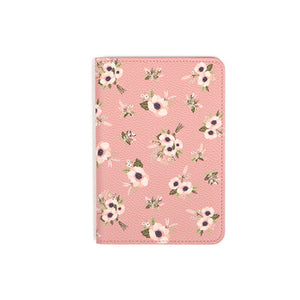 flowers passport holders