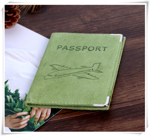 green passport holders