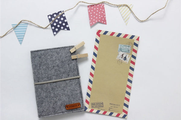 Felt Passport Holders