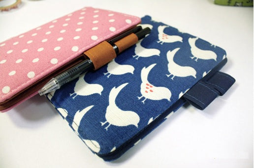 Passport Holder Fabrics with Drawings